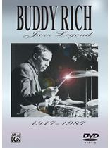 Buddy Rich - Buddy Rich: Jazz Legend (1917-1987) - DVD