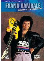 Frank Gambale - Frank Gambale: Monster Licks & Speed Picking - DVD
