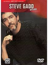 Steve Gadd - Steve Gadd: Up Close - DVD