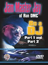 Jam Master Jay - Be a DJ - DVD