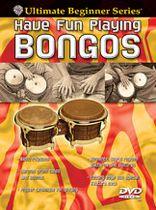 Brad Dutz - Ultimate Beginner Series: Have Fun Playing Hand Drums -- Bongos - DVD