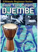Brad Dutz - Ultimate Beginner Series: Have Fun Playing Hand Drums -- Djembe - DVD