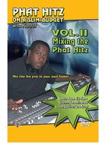 Kashif - Phat Hitz on a Slim Budget, Vol. II: Mixing the Phat Hitz - DVD