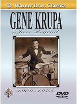 Gene Krupa - Gene Krupa: Jazz Legend (1909-1973) - DVD
