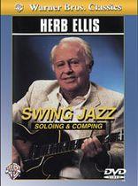 Herb Ellis - Herb Ellis: Swing Jazz Soloing & Comping - DVD