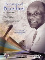 Ed Thigpen - The Essence of Brushes - DVD