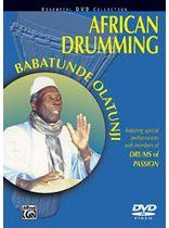 Babatunde Olatunji - African Drumming - DVD