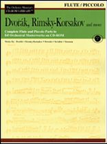 Dvorak, Rimsky-Korsakov and More - Volume 5 - The Orchestra Musician's CD-Rom Library - Flute - Software