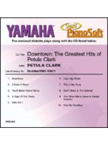 Petula Clark - Downtown: The Greatest Hits of Petula Clark - Smart Pianosoft - Software