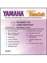 Linda Ronstadt - Linda Ronstadt - Greatest Hits - Smart Pianosoft - Software