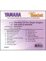 The Best of the Staple Singers - Yamaha Pianosoft Software