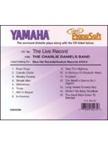 The Charlie Daniels Band - The Charlie Daniels Band - The Live Record - Smart Pianosoft - Software