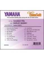 Shirley Bassey - Shirley Bassey - Greatest Hits - Smart Pianosoft - Software