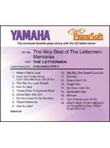 The Lettermen - The Very Best of the Lettermen - Softwar for use with Smart Pianosoft - Software
