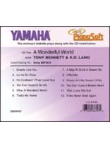 Tony Bennett & K.D. Lang - A Wonderful World - Smart Pianosoft - Software