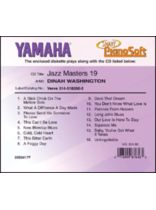 Dinah Washington - Dinah Washington - Jazz Masters 19 - Smart Pianosoft - Software