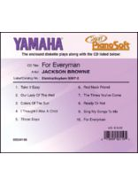 Jackson Browne - Jackson Browne - For Everyman - Smart Pianosoft - Software
