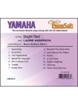 Laurie Anderson - Laurie Anderson - Bright Red - Smart Pianosoft - Software