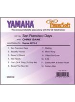Chris Isaak - Chris Isaak - San Francisco Days - Smart Pianosoft - Software