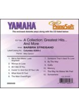 Barbra Streisand - A Collection: Greatest Hits ... and More - Smart Pianosoft Sync Software
