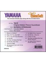 Yentl - Original Motion Picture Soundtrack - Yamaha Pianosoft Sync Software