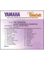 Leroy Anderson - The Typewriter - Leroy Anderson Favorites - Yamaha Pianosoft Sync Software