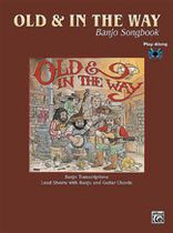 Jerry Garcia - Jerry Garcia: Old & In the Way Banjo Songbook - Book/CD set
