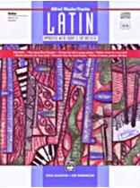 Alfred MasterTracks Latin Book and Compact Disc Guitar Book/CD set