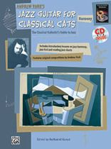 Andrew York - Jazz Guitar for Classical Cats: Harmony - Book/CD set