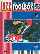 Bill Cunliffe - Jazz Keyboard Toolbox - Book/CD set