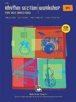 Rhythm Section Workshop for Jazz Directors - Bass Book and CD - Book/CD set
