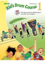 Kid's Drum Course Starter Kit with Remo Sound Shape - Book/CD set