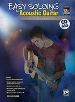 Susan Mazer - Easy Soloing for Acoustic Guitar - Book/CD set