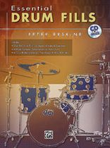 Peter Erskine - Essential Drum Fills Book/CD set