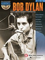 Bob Dylan - Harmonica Play-Along Volume 12 - Book/CD set