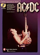 AC/DC - Guitar Signature Licks - A Step-by-Step Breakdown of the Guitar Styles and Techniques of Angus & Malcolm Young - Book/CD set