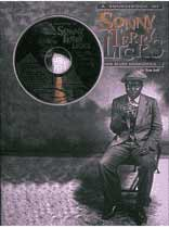 Sonny Terry - The Sourcebook of Sonny Terry Licks for Harmonica - Book/CD set