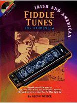 Henryk Wieniawski - Irish and American Fiddle Tunes for Harmonica - Book/CD set