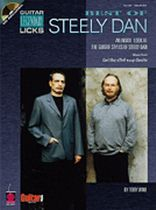 Steely Dan - Best of Steely Dan - An Inside Look At the Guitar Styles of Steely Dan - Book/CD set