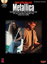 Metallica - Learn To Play Bass With Metallica - with CD & Instructions - Book/CD set