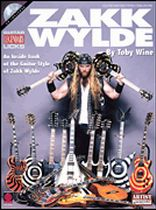 Zakk Wylde - Zakk Wylde - Legendary Licks - Book/CD set