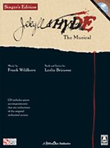 Jekyll & Hyde - The Musical: Singer's Edition - Book & CD - Book/CD set