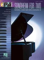 Stephen Sondheim - Sondheim for Two - Piano Duet Play-Along Volume 32 - Book/CD set