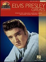 Elvis Presley - Elvis Presley Greats - Piano Play-Along Volume 36 - Book/CD set