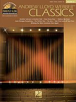 Andrew Lloyd Webber - Andrew Lloyd Webber Classics - Piano Play-Along Volume 52 - Book/CD set