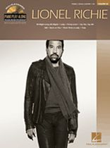 Lionel Richie - Lionel Richie - Piano Play-Along Volume 82 - Book/CD set