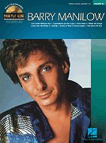 Barry Manilow - Barry Manilow - Book/CD set
