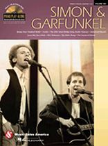 Simon & Garfunkel - Simon & Garfunkel - Piano Play-Along Volume 108 - Book/CD set