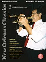 New Orleans Classics For Trumpet - Music Minus One - Book & 2 CD set - Book/CD set