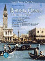 Romantic Classics for Flute & Piano - Music Minus One - 2-CD Set - Book/CD set